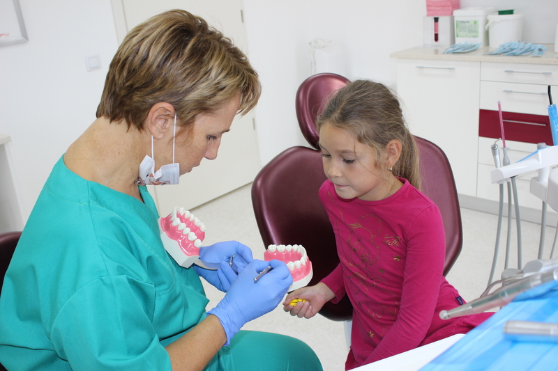 igiena orala la copii dentist pedodontie cluj