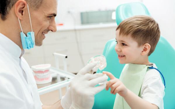 Pedodontie - Clinica Stomatologica Dentocalm Cluj